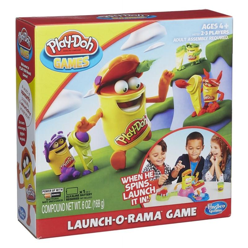 """Play-Doh А8752 Настольная игра """"Прямо в цель"""""""
