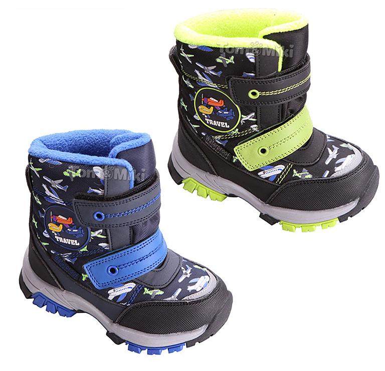 Обувь 3604 М 23-28