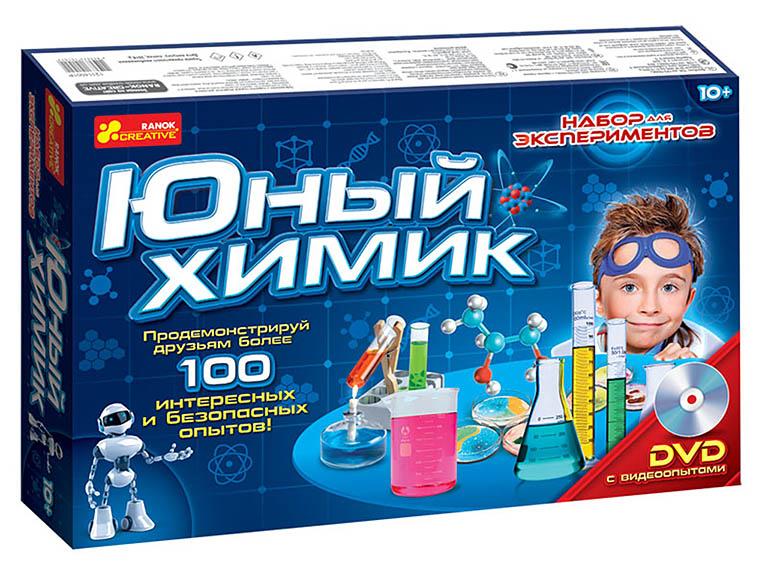 """12114001Р Научные игры, """"Юный химик (Н)"""""""