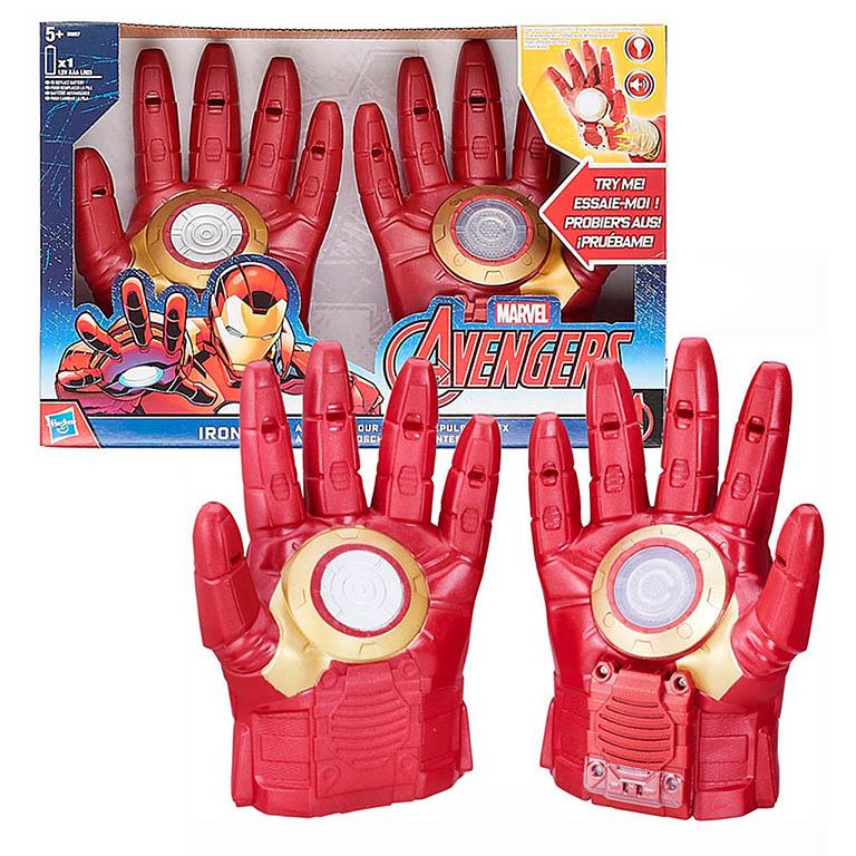 9957 AVENGERS Перчатки Железного Человека