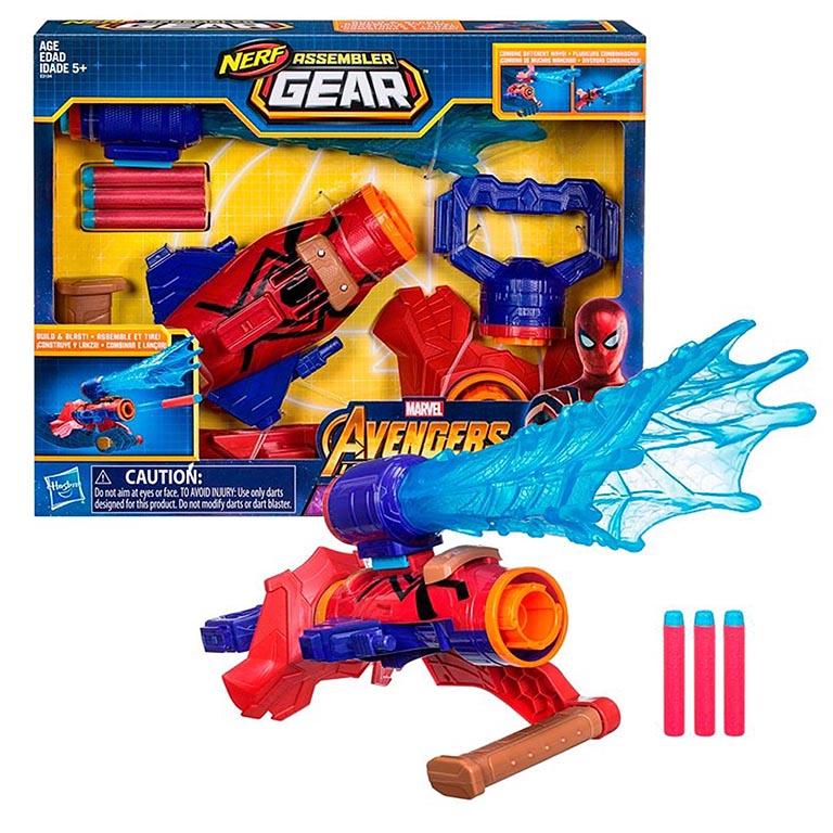 2134 AVENGERS Игрушка экипировка Человека-паука