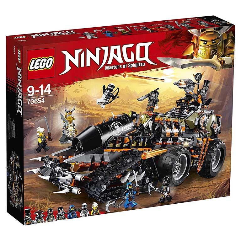 """70654 Ninjago """"Стремительный странник"""""""