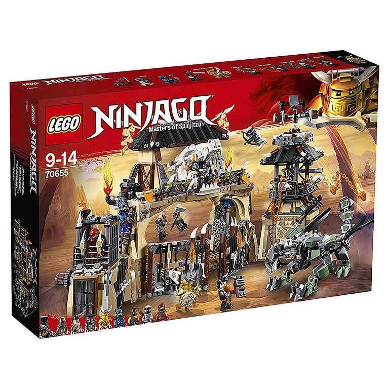 """70655 Ninjago """"Пещера драконов"""""""