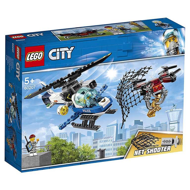 """60207 CITY """"Воздушная полиция: погоня дронов"""""""