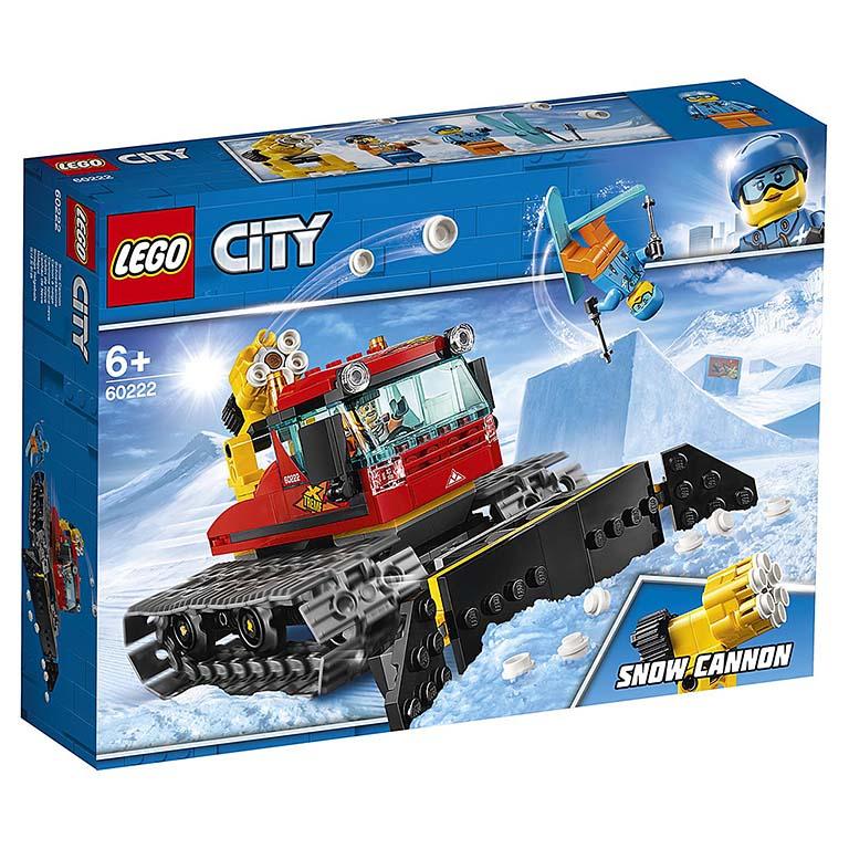 """60222 CITY """"Снегоуборочная машина"""""""