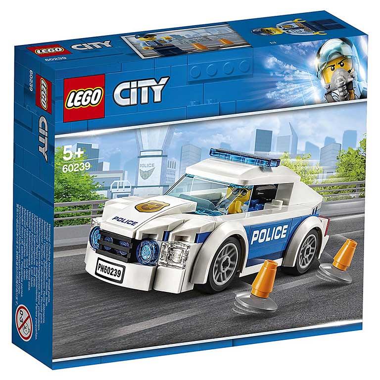 """60239 CITY """"Автомобиль полицейского патруля"""""""