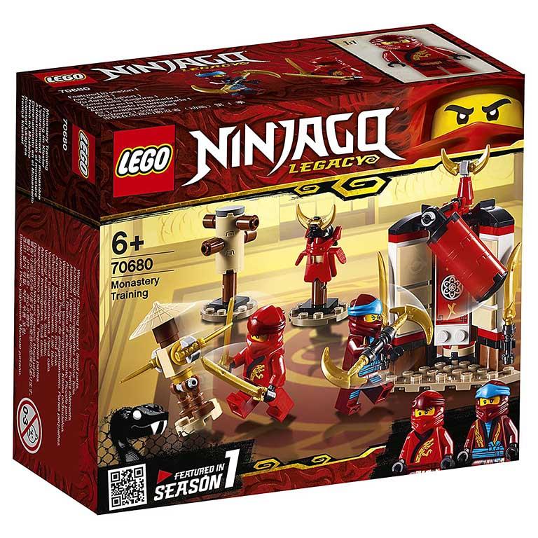 """70680 Ninjago """"Обучение в монастыре"""""""