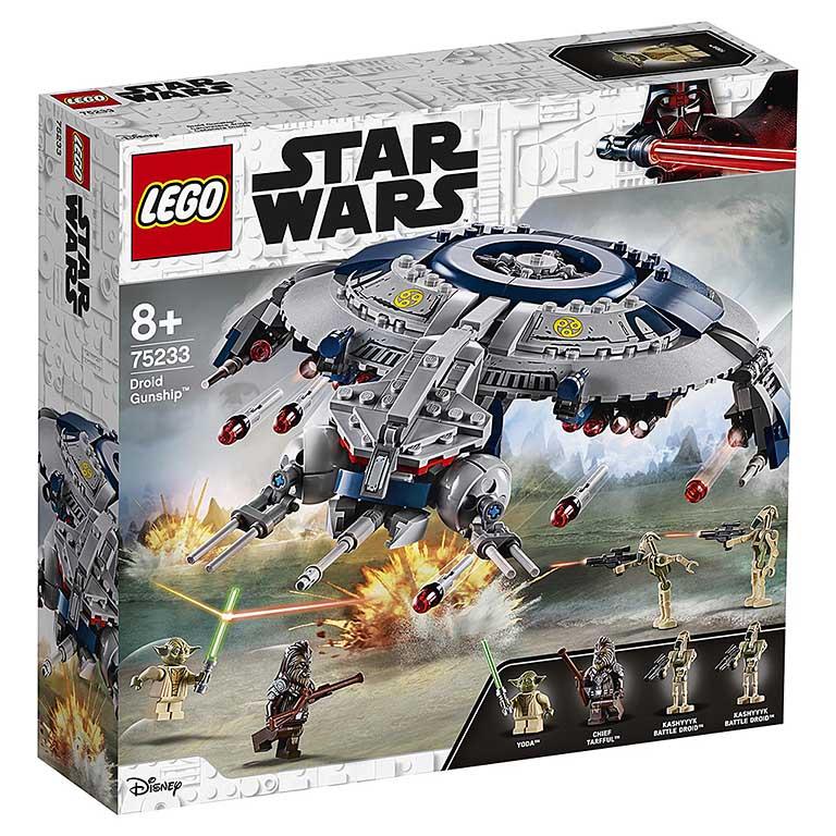 """75233 STAR WARS """"Дроид - истребитель"""""""
