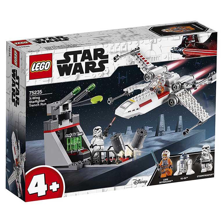 """75235 STAR WARS """"Звездный истребитель типа Х (4+)"""""""
