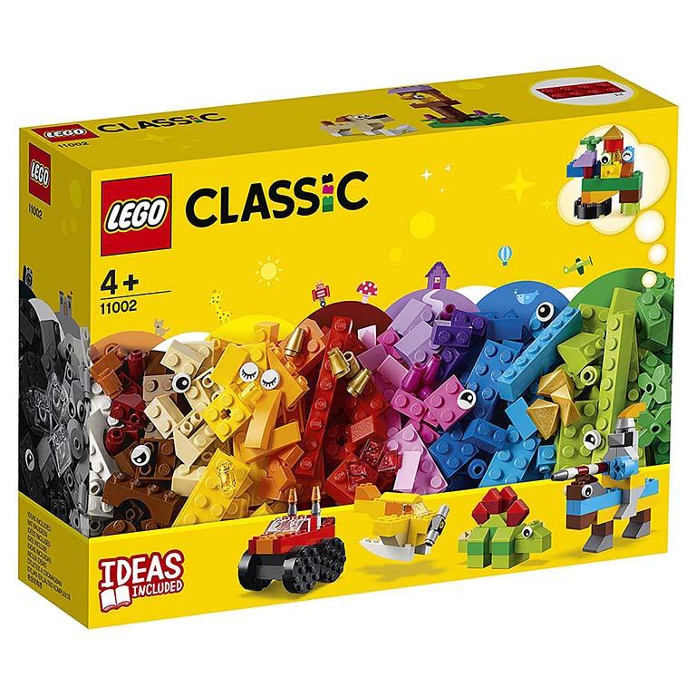 """11002 LEGO CLASSIC """"Базовый набор кубиков"""""""