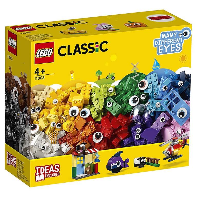"""11003 LEGO CLASSIC """"Кубики и глазки"""""""