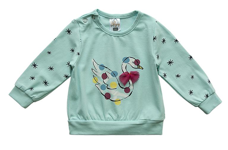 Блуза 2107 (6-18мес)