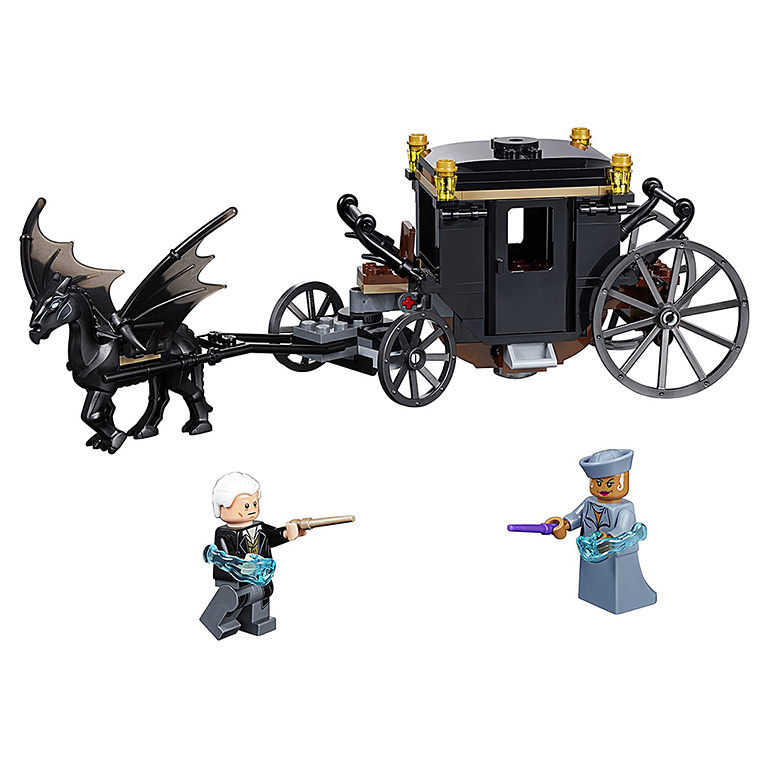"75951 LEGO HARRY POTTER ""Побег Грин-де-Вальда"""