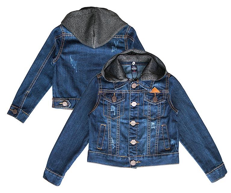 Куртка джинс 1102 (92-122)