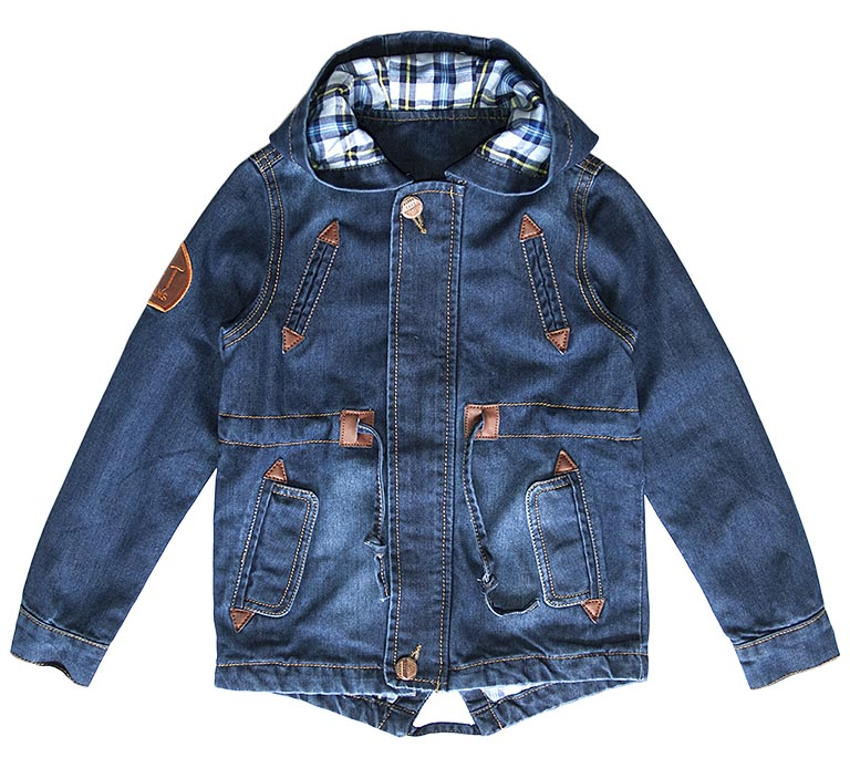 Куртка джинс 387 (92-122)