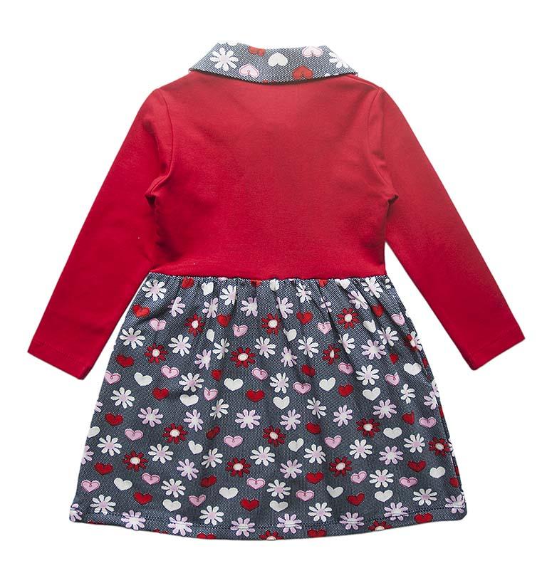 W Платье 40636 д/р (92-122)