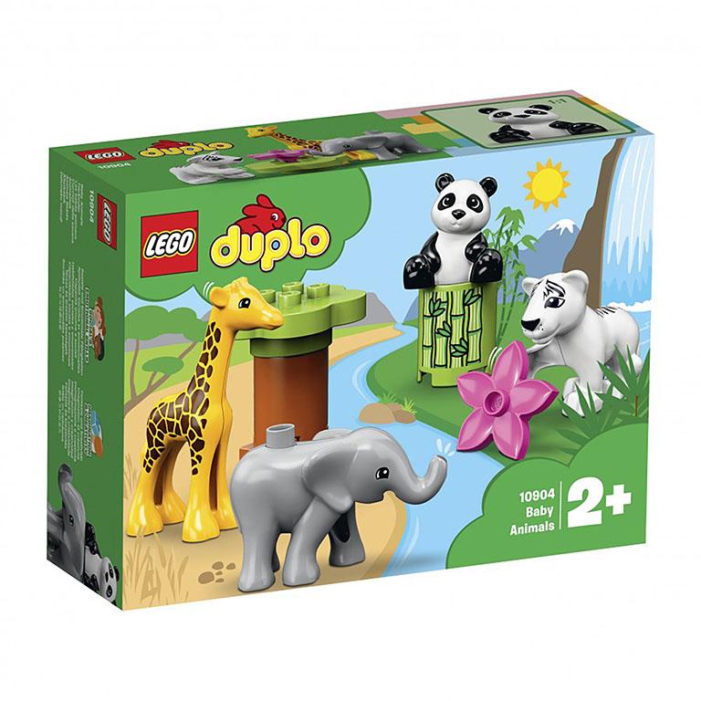 """10904 DUPLO """"Детишки животных"""""""