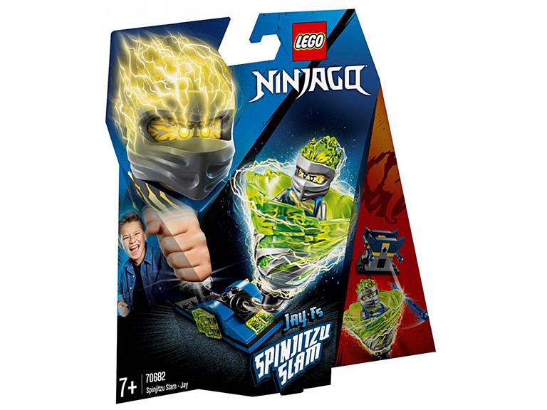 "70682 Ninjago ""Бой мастеров кружитцу -Джей"""