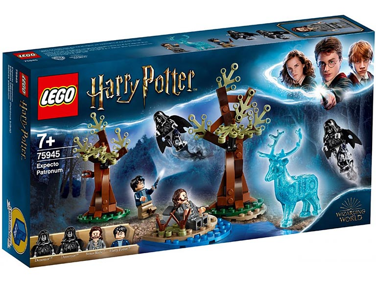 "75945 LEGO HARRY POTTER ""Эспекто Патронум!"""