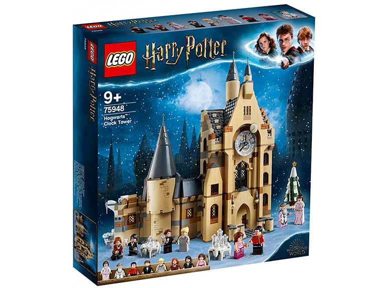 "75948 LEGO HARRY POTTER ""Часовая башня Хогвартса"""