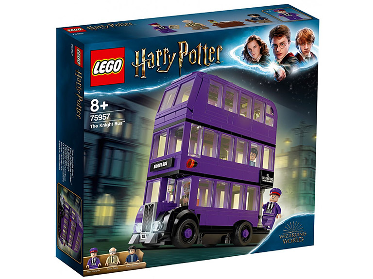 "75957 LEGO HARRY POTTER ""Автобус ""Ночной рыцарь"""
