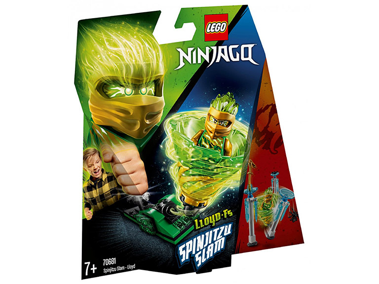 "70681 Ninjago ""Бой мастеров кружитцу -Ллойд"""