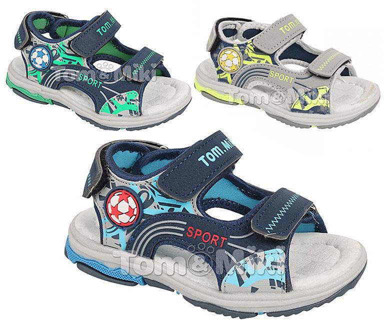 Обувь В-5572 сандалии М 21-26