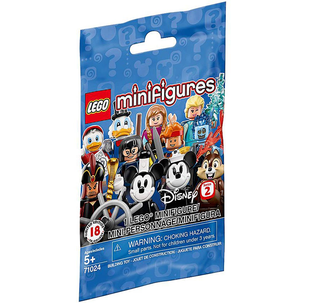 """71024 Конструктор Минифигурки LEGO®, серия """"Disney 2"""""""