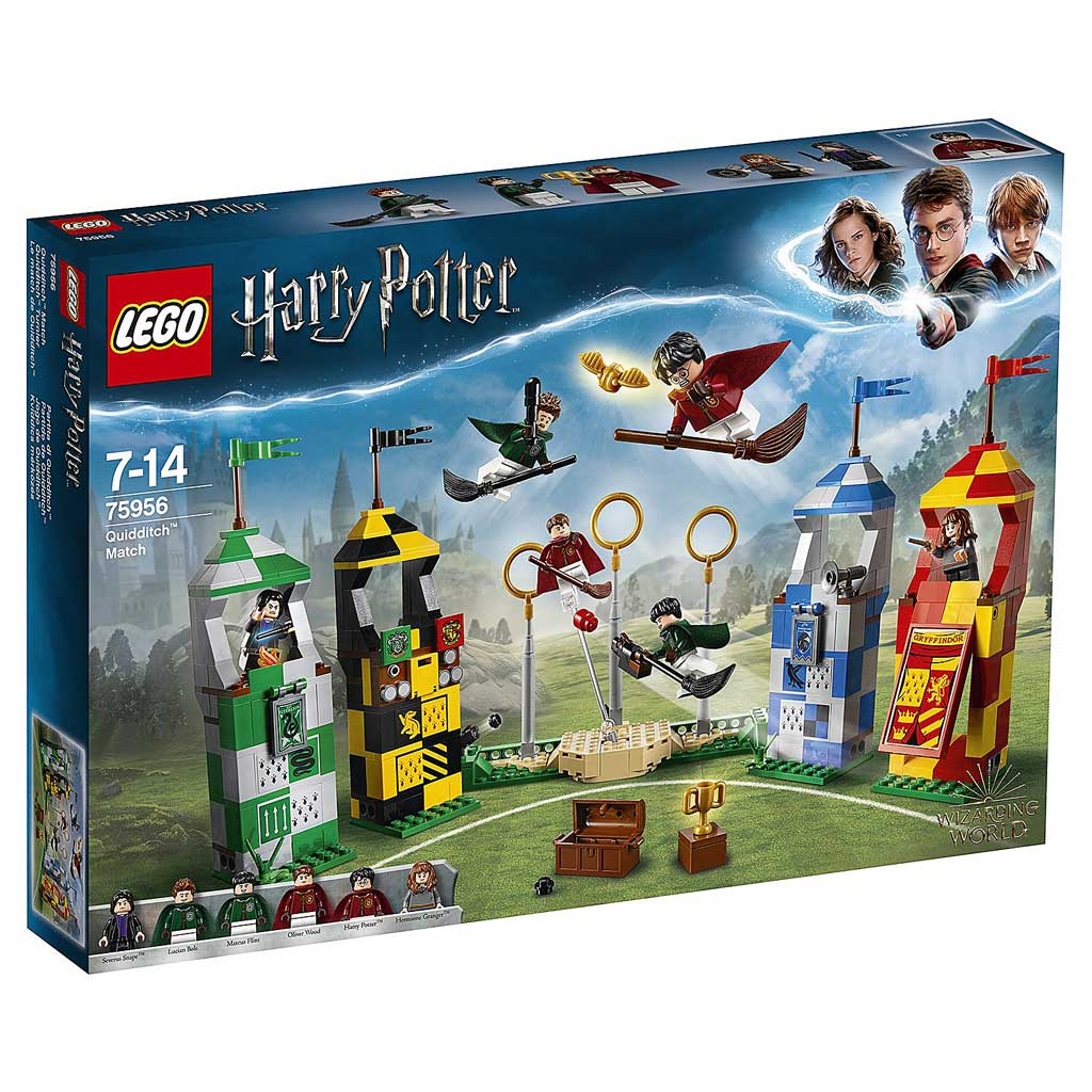 "75956 HARRY POTTER ""Матч по квиддичу"""