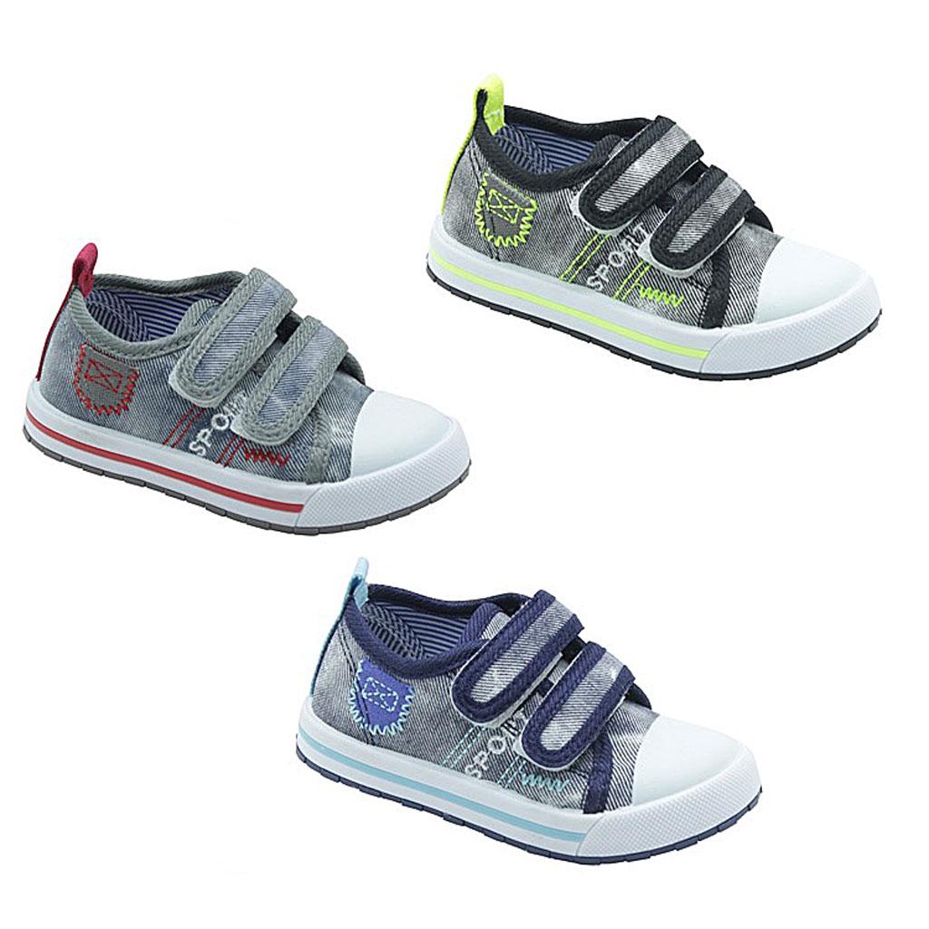 Обувь В-1514 (20-24) кеды М