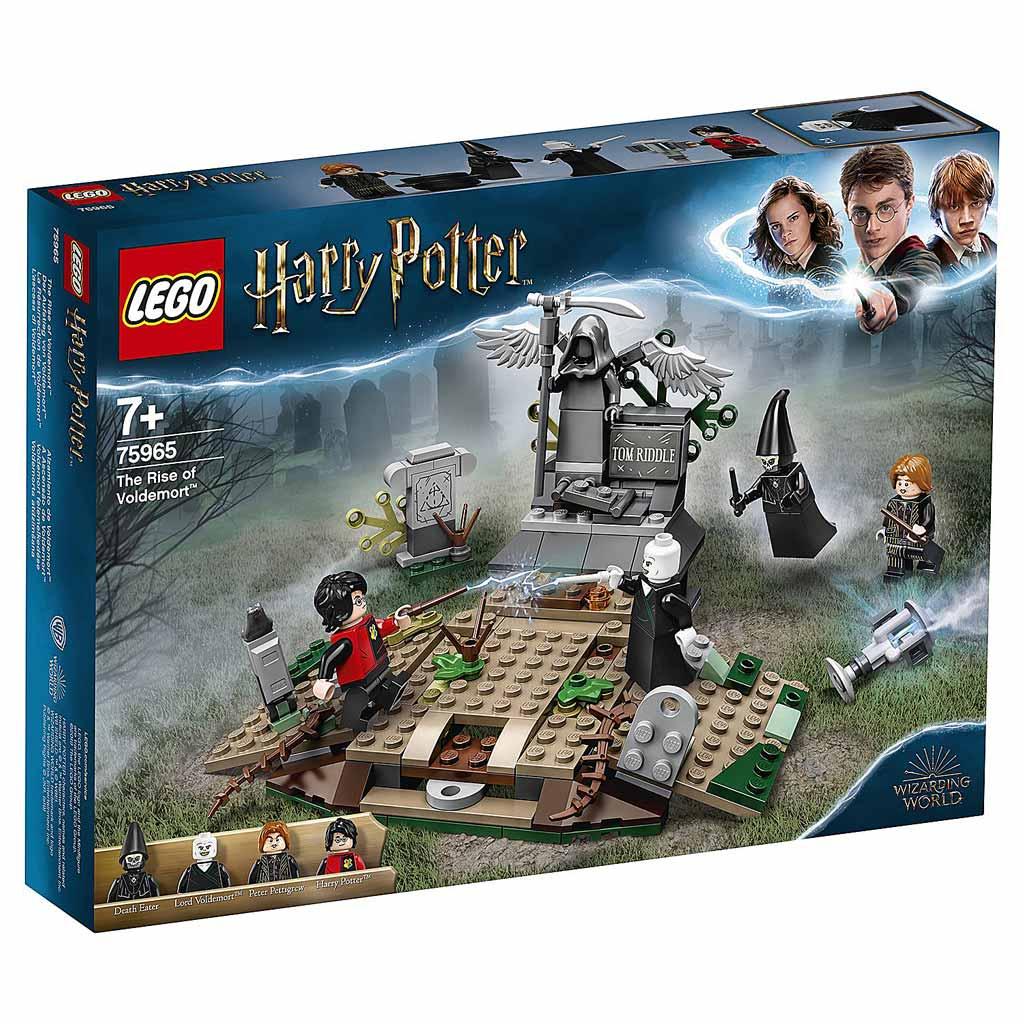 "75965 LEGO HARRY POTTER ""Возвращение Лорда Волан-де-Морта"""