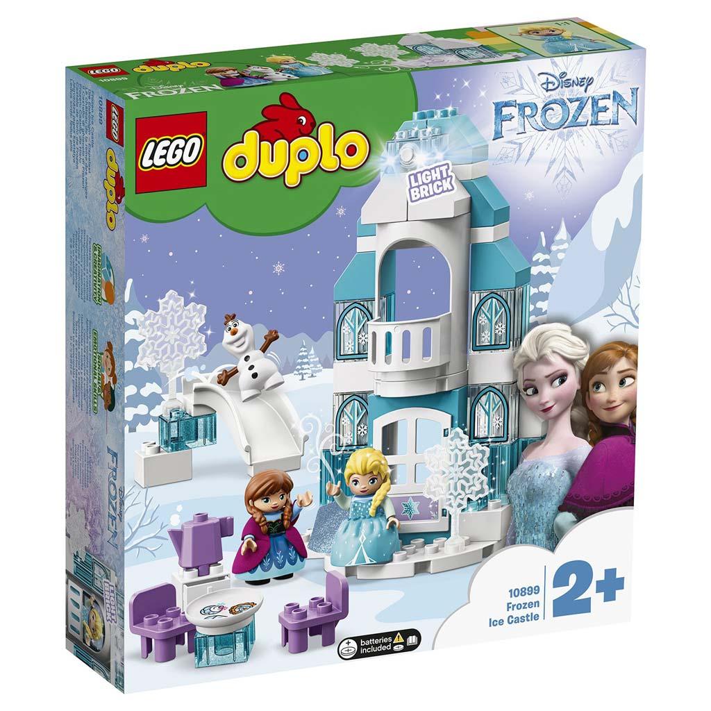 "10899 DUPLO ""Ледяной замок"""