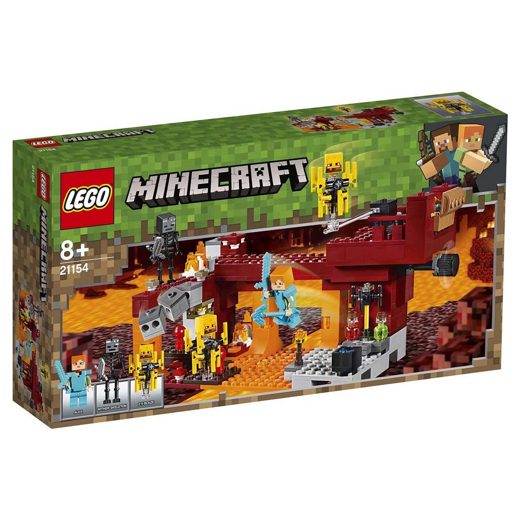 "21154 Minecraft ""Мост ифрита"""