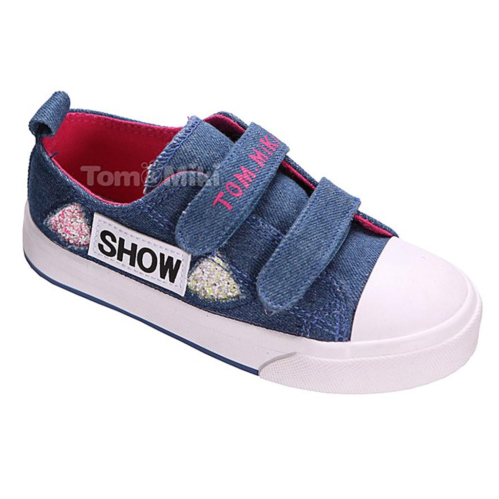 Обувь В-1360 (25-30) кеды М