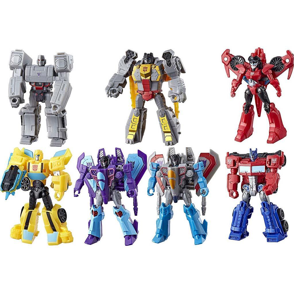 E1883 Hasbro Transformersтрансформер КИБЕРВСЕЛЕННАЯ 10 см
