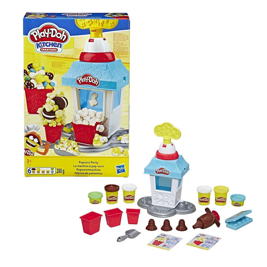 "E5110EU4 Play-Doh Набор ""Попкорн-Вечеринка"""