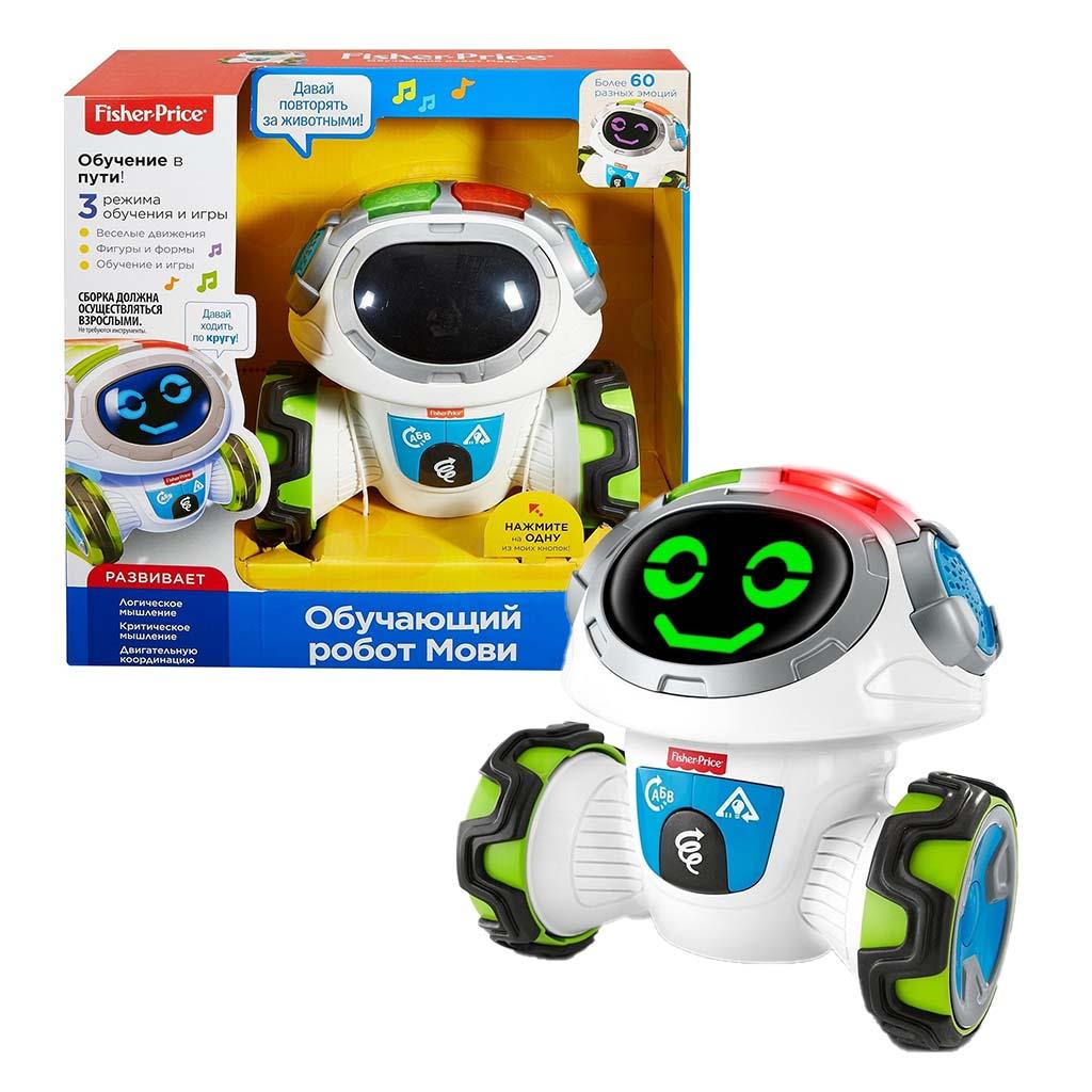FKC38 Fisher-Price Робот Мови