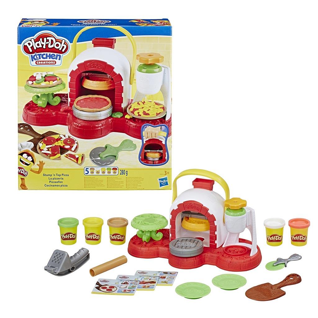 E4576EU4  Play-Doh Набор масса для лепки Печем Пиццу