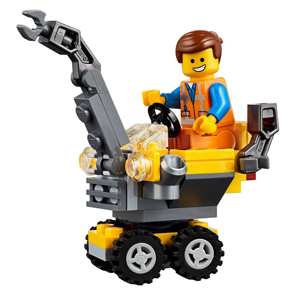 """30529 LEGO MOVIE """"Минитрансформер Эммета"""""""