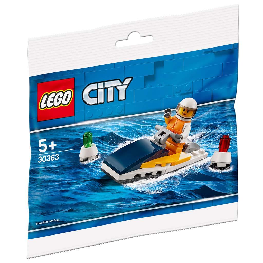 """30363 LEGO CITY """"Гоночный катер"""""""