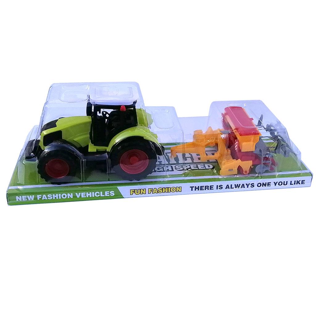 Трактор №666-152С сельскохозяйственный/колпак/40*11*13