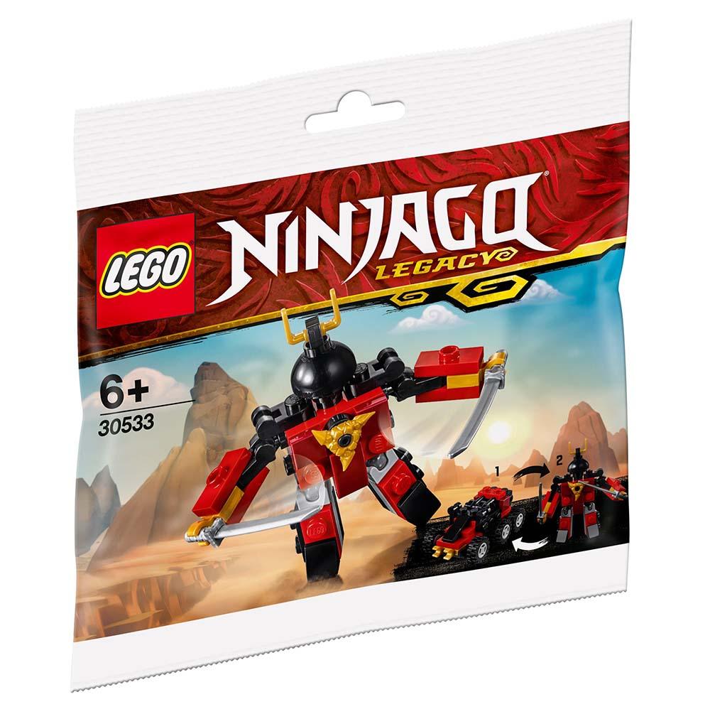 "30533 LEGO Ninjago ""Самурай Икс"""