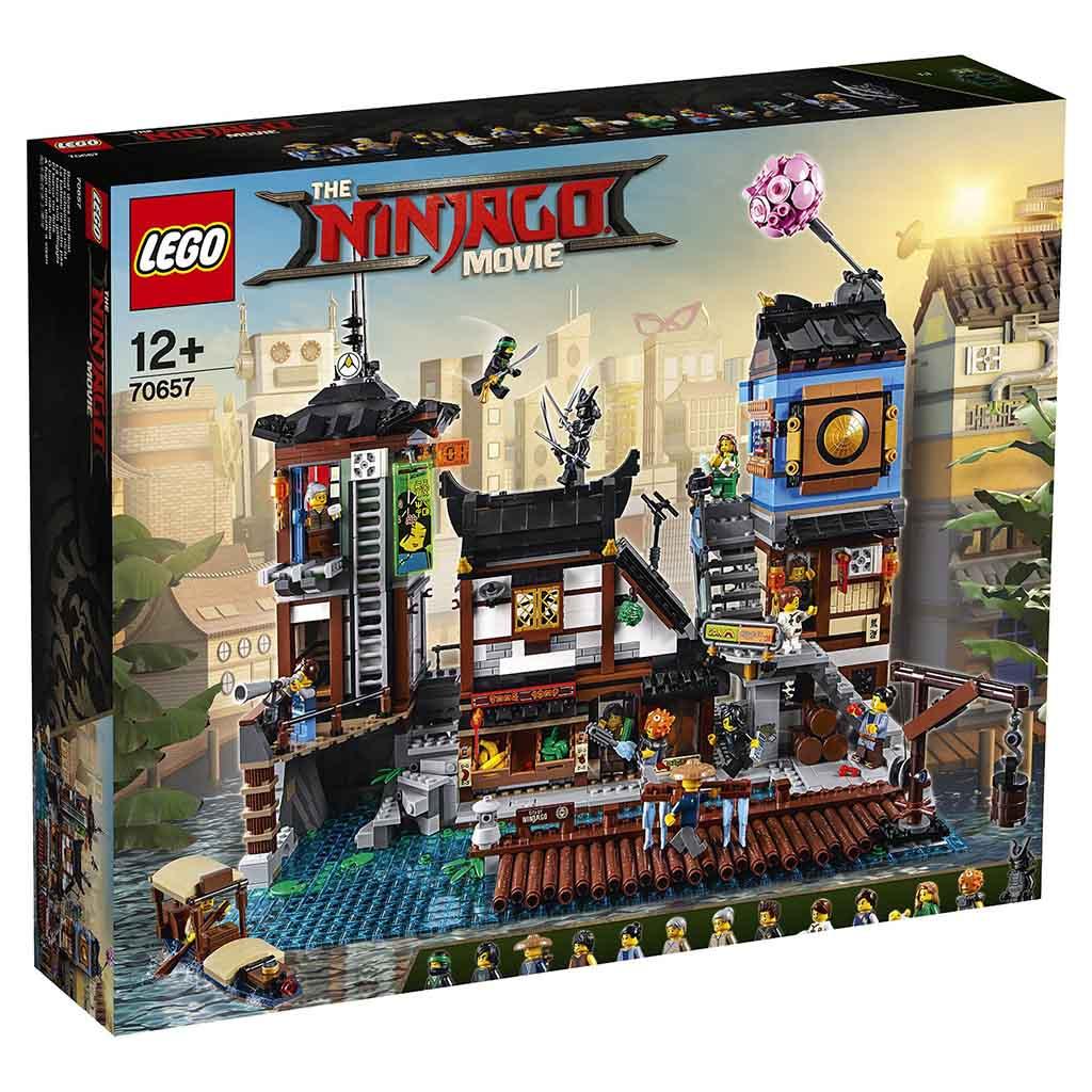 "70657 LEGO Ninjago ""Порт НИНДЗЯГО Сити"""
