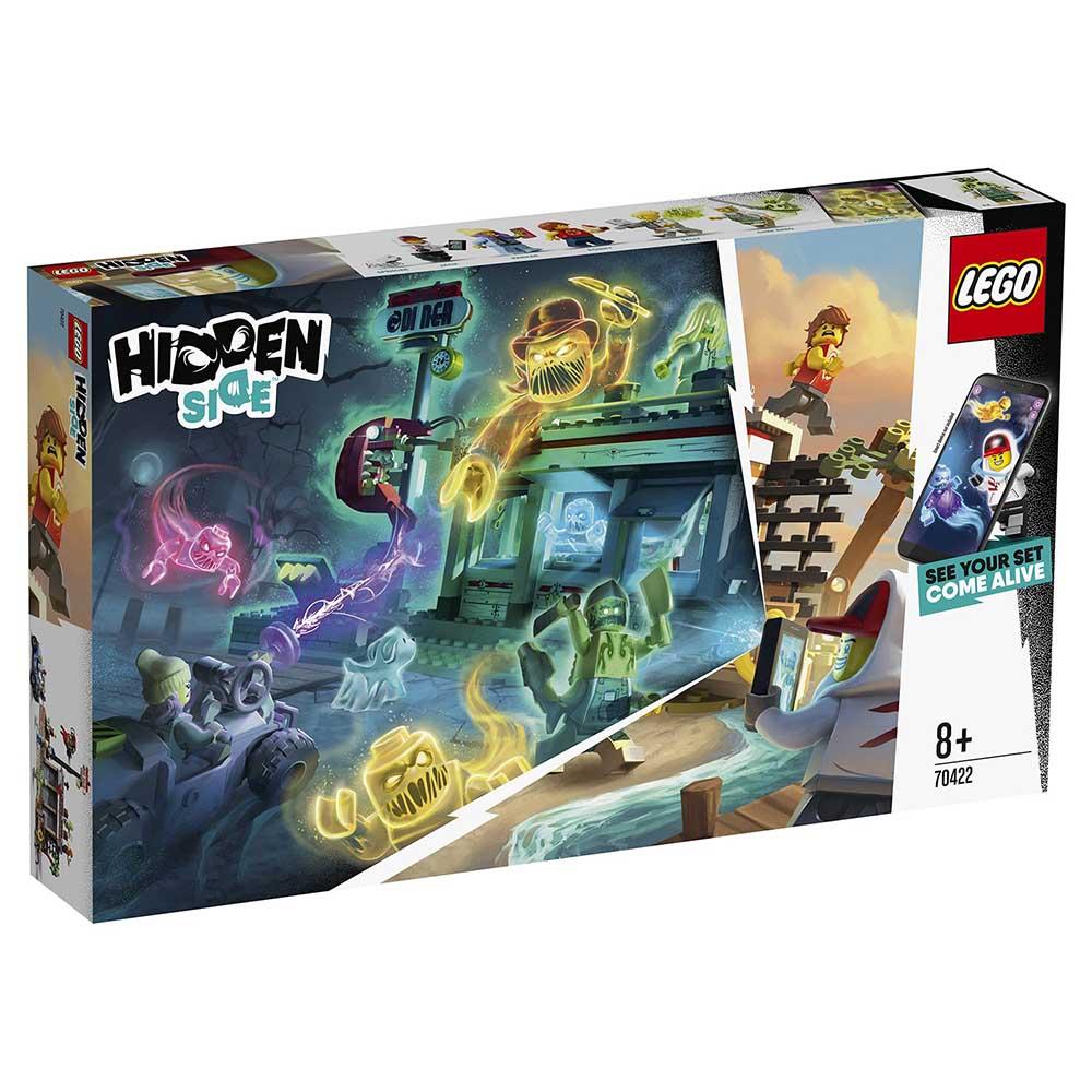 """70422 LEGO HIDDEN SIDE """"Нападение на закусочную"""""""
