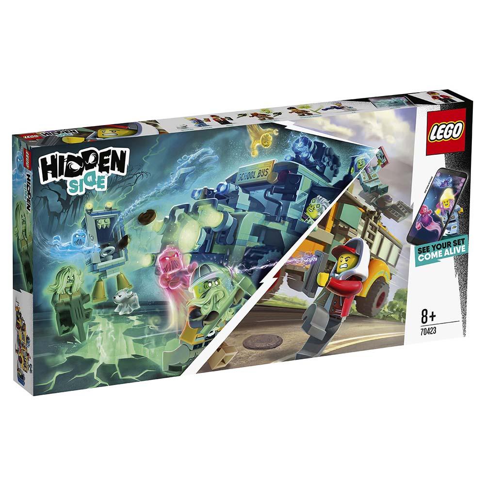 """70423 LEGO HIDDEN SIDE """"Автобус охотников за паранормальными явлениями 3000"""""""
