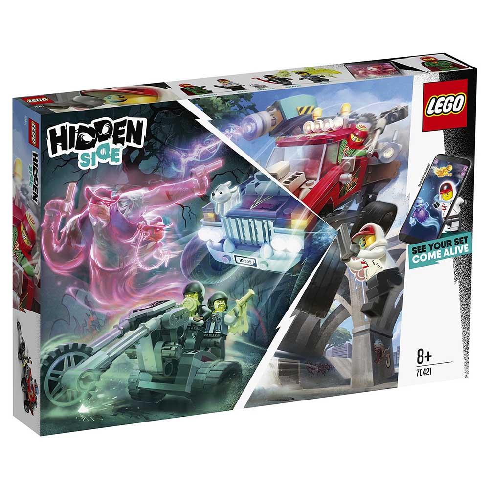 "70421 LEGO HIDDEN SIDE ""Трюковый грузовик Эль-Фуэго"""