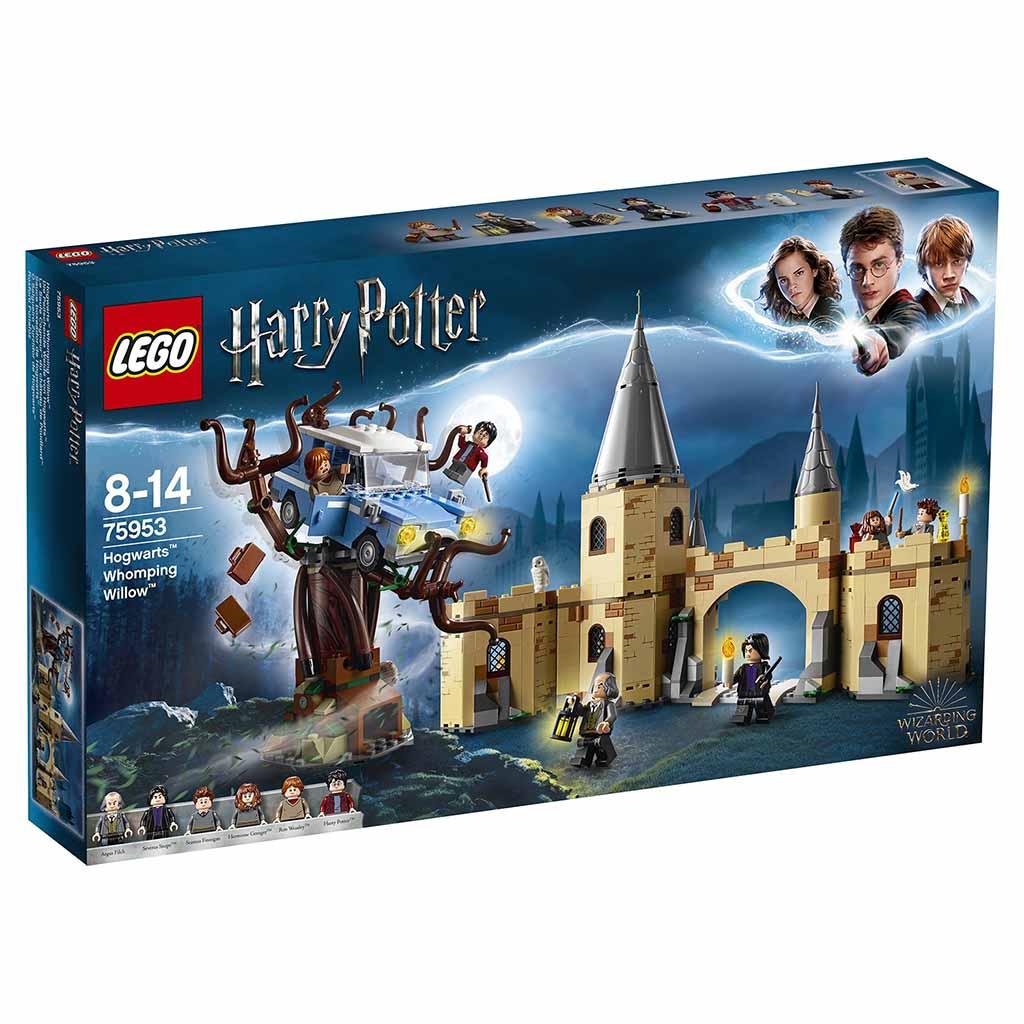"""75953 LEGO HARRY POTTER """"Гремучая ива"""""""