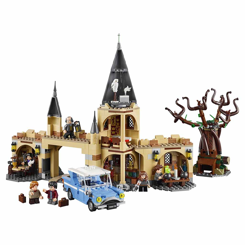 "75953 LEGO HARRY POTTER ""Гремучая ива"""