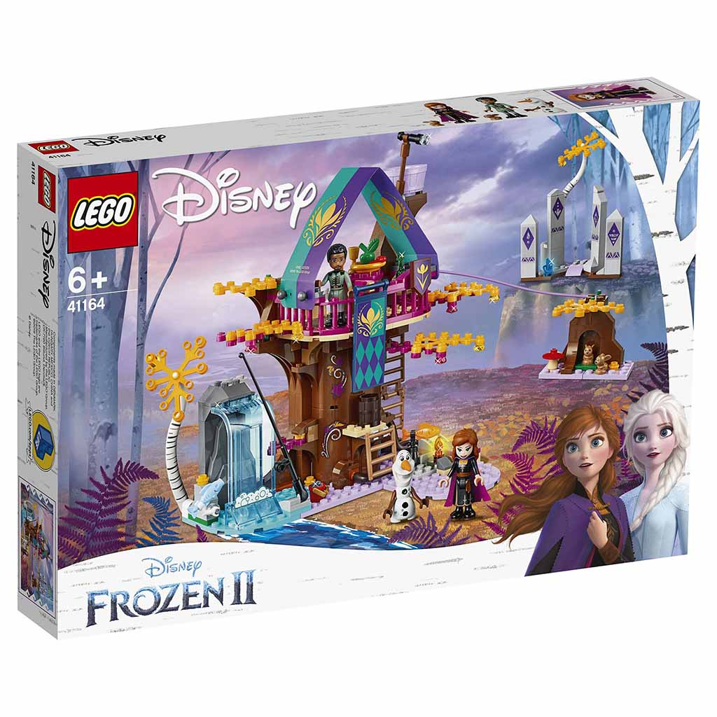 """41164 Disney Princess """"Заколдованный домик на дереве"""""""