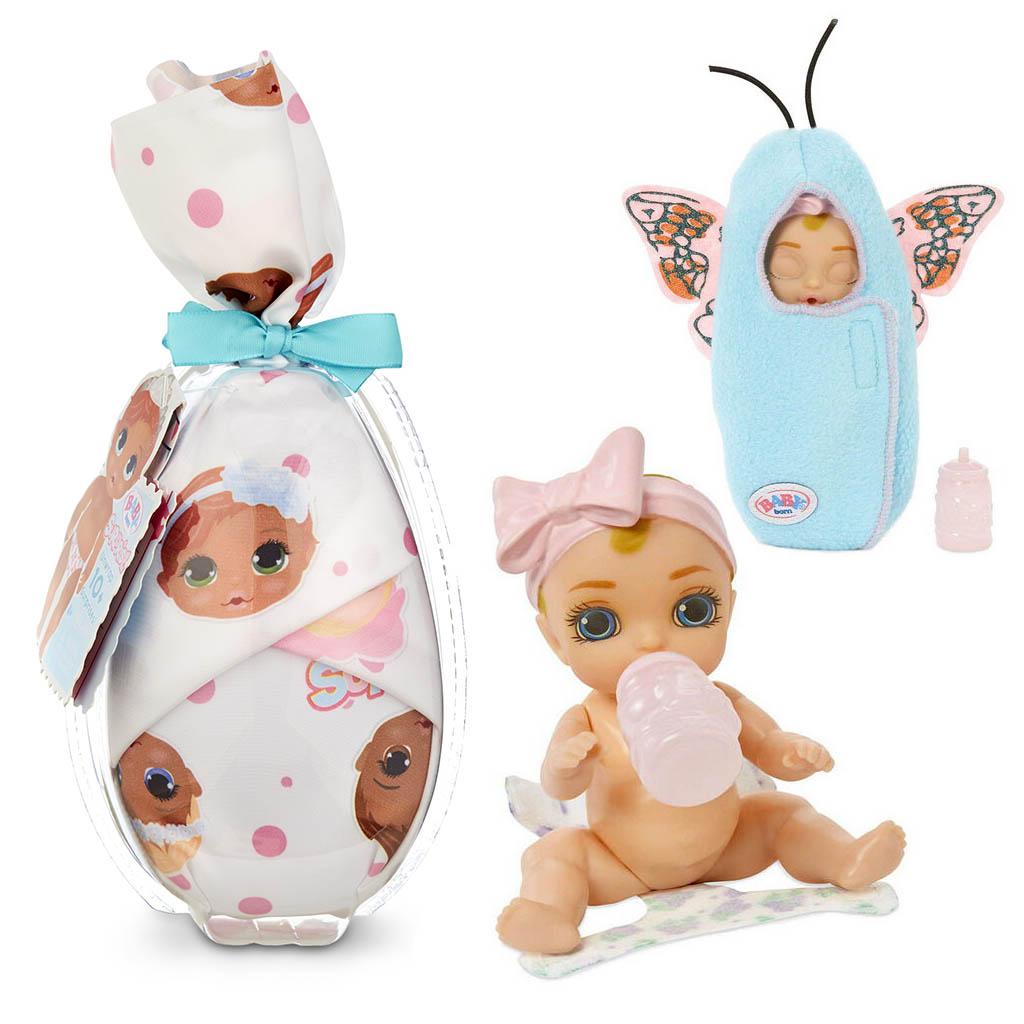 904-091 Игрушка BABY born Surprise Кукла, серия 2, 12 асс., блистер